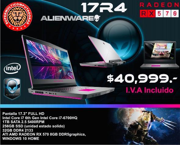 Alienware 17R4