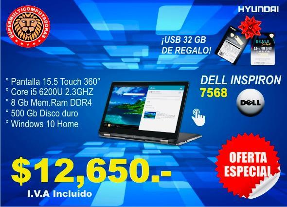Dell Inspiron 7568