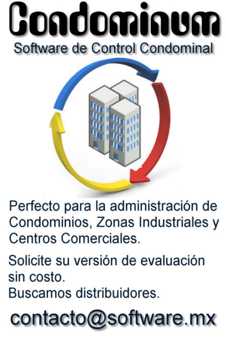 Condominum Software de Control Condominal