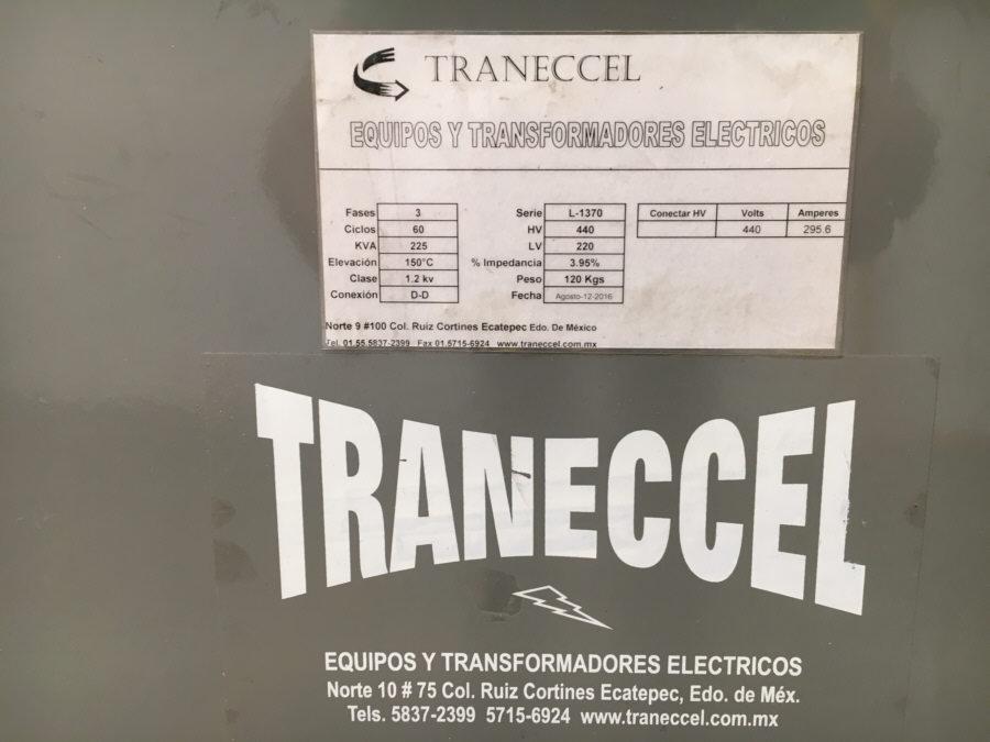 PEDESTAL TRANECCEL 1 PZ FASE 3 CICLOS-60 KVA-225 part01