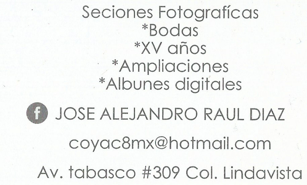 Fotografo Profesional Villahermosa_02