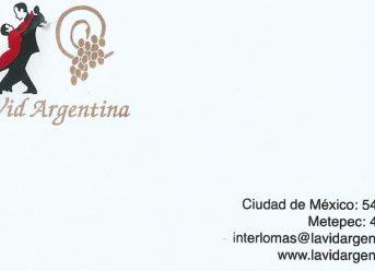 La Vid Argentina - Restaurante