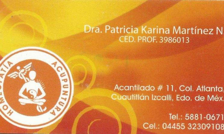 Homeopatia y Acupuntura