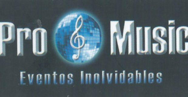 Pro Music – Eventos Inolvidables