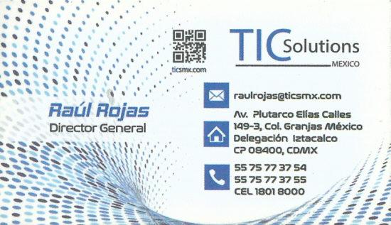 TICS tecnologia